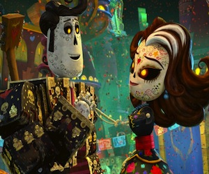 The Book of Life (Screening for Children and Young Adults with Special Needs)