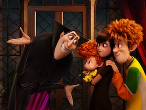 Hotel Transylvania 2 <br>(Screening for Children and Young Adults with Special Needs)