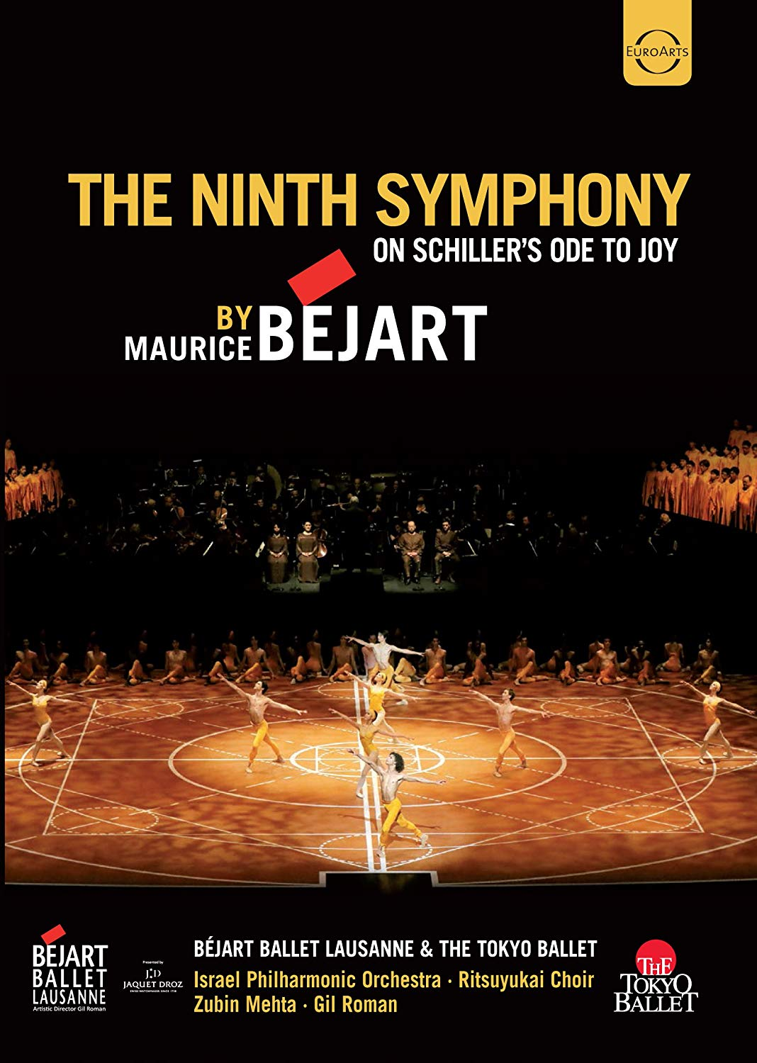 The Ninth Symphony by Maurice Bejart