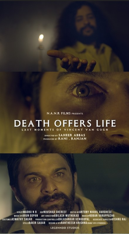 Death offers Life